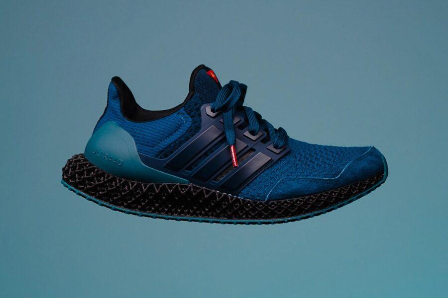 Packer и Adidas Consortium представляют совместные кроссовки Ultra4D