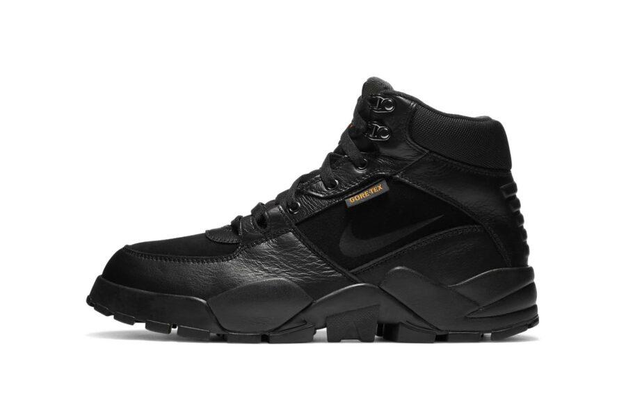 Утилитарные теплые непромокаемые кроссовки Nike Rhyodomo GTX
