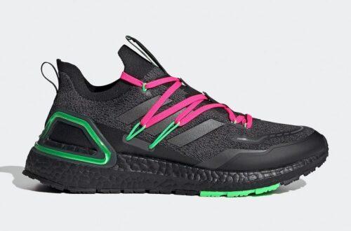 Adidas Ultra Boost 2020 Explorer для холодной и влажной погоды