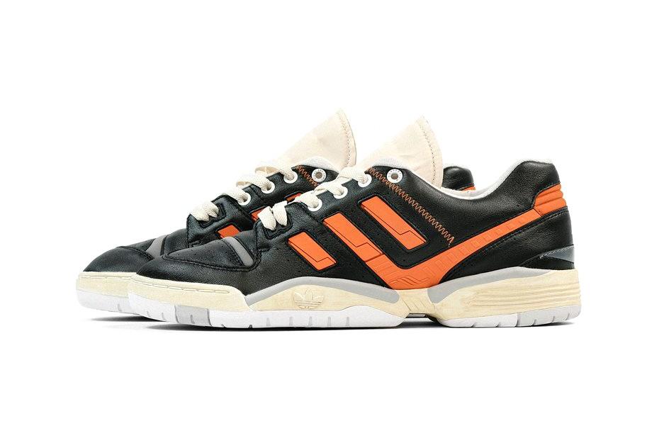 Кроссовки Adidas Consortium Torsion Edberg совместно с Highs and Lows