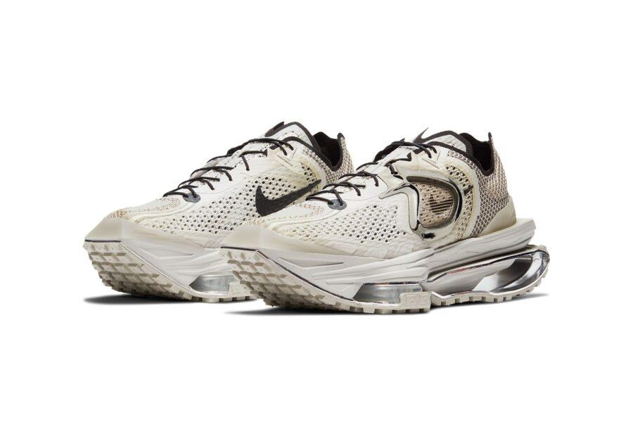 Кроссовки Nike Zoom MMW 4 разработанные дизайнером Matthew M. Williams