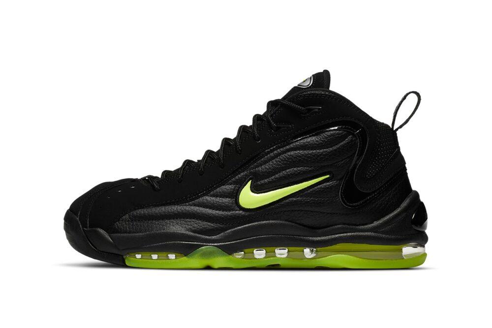 Ретро баскетбольные кроссовки Nike Air Total Max Uptempo